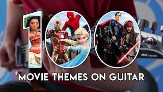 100 Movie Themes on Guitar