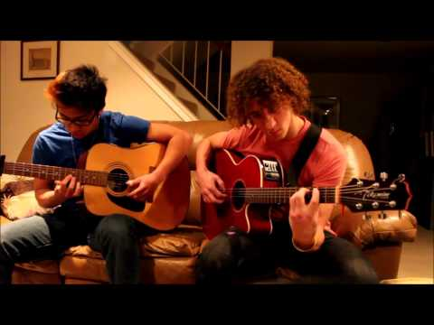 Dolphins - Andy Mckee & Don Ross (Cover by Nathan Caballero & Omar Zaki)