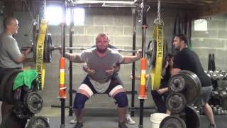 chad squat 715 raw