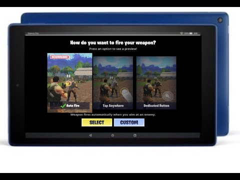 How To Get Fortnite On ANY Android Device/Amazon Kindle 2020 With Gameplay