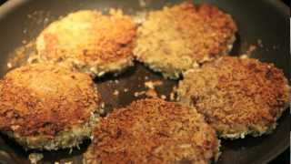 Amazing Panko Breaded Turkey Burgers