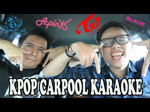 KPOP CARPOOL KARAOKE With Joshua Suherman