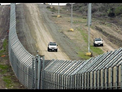 Mexikos Todesstreifen   Die illegale Einwanderung HD Doku