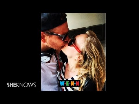 Jim Parrack and Leven Rambin Are Engaged  The Buzz