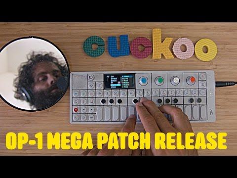 CUCKOO OP 1 Mega Patch Pack