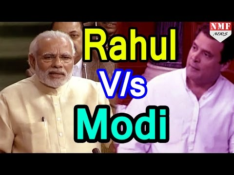 Rahul Vs Modi Encounter In Parliament: MUST WATCH