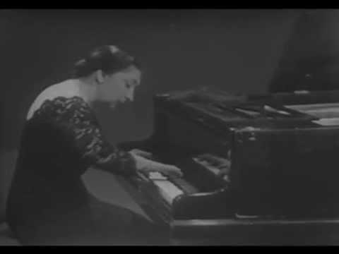 Felicja Blumental 1958