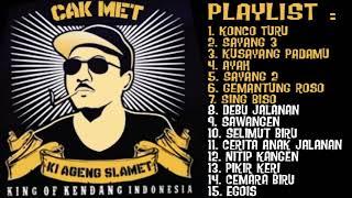 Full Album New Pallapa Kendang Cak Met Terbaru ll Sayang 3 2, Konco Turu, Sing Biso, Egois