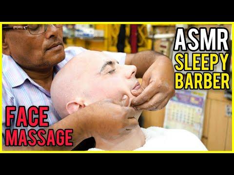face-massage-by-sleepy-barber-|-asmr-barber