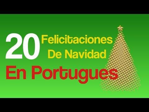 Felicitaciones Escritas De Navidad.20 Felicitaciones De Navidad En Portugues