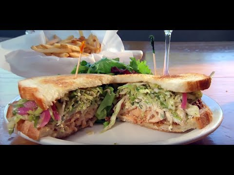 Check, Please! Bay Area reviews: Flea Street Cafe, Metro Lafayette, Marin Sun Farms