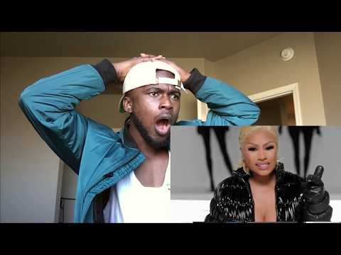 Tyga - Dip (Official Video) ft. Nicki Minaj REACTION