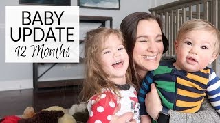 Baby & Postpartum Update | Donny at 12 Months