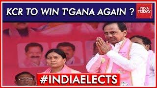 Will K Chandrasekhar Rao Sweep Telangana Again?   Lok Sabha Elections 2019