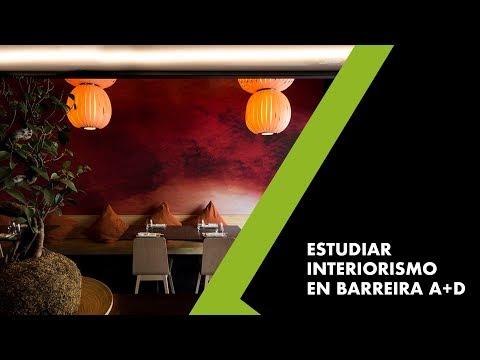 Estudiar interiorismo paco sanchis jefe del departamento for Estudiar interiorismo online