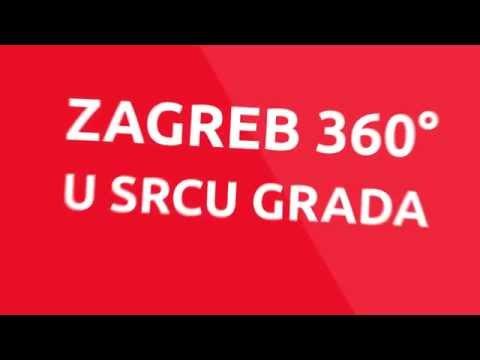 Zagreb 360° - Volim te