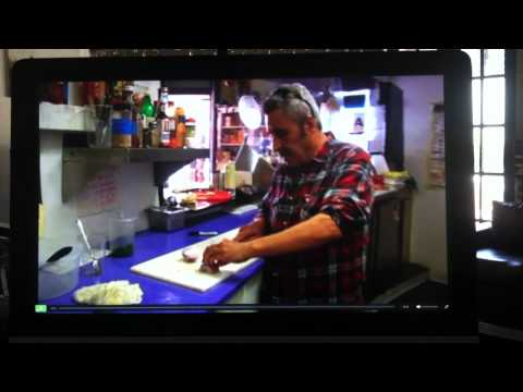 syrian style cooking Moussa Raei