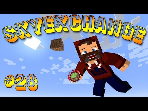 """I'M CATCHING ON!"" SKY EXCHANGE #28"