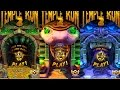 Temple Run 2 Frozen Shadows VS Blazing Sands VS Sky Summit Android Gameplay HD #3