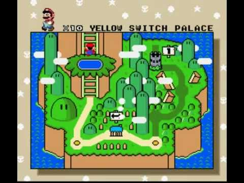 Super Mario World complete Walkthrough YouTube