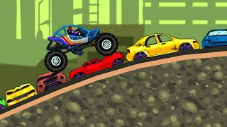 Monsters' Wheels Special · Game · Gameplay