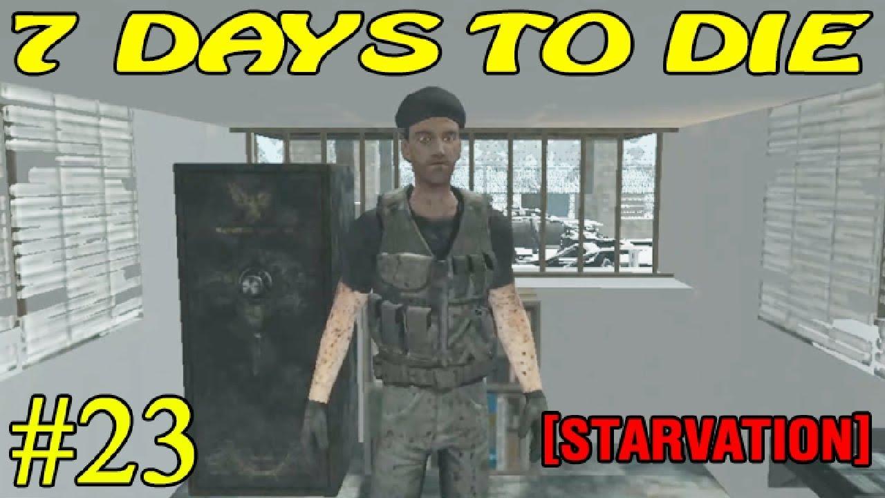 7 Days to Die [ STARVATION ] ► Торговля и газ ► №23