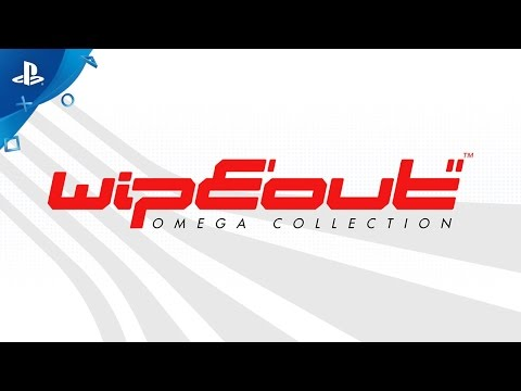 WipEout Omega Collection - Exclusive Tigron Ship Reveal | PS4