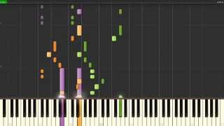 Perfect Weapon — Black Veil Brides, How To Play, Piano  Synthesia Tutorial