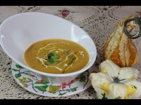 Butternut Squash Bisque/Delicious Winter Soup