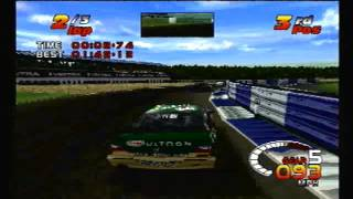 TOCA 2 Touring Car Challenge PS1: Silverstone