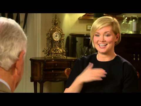 Cecelia Ahern about 'dialling up' a prayer | The Meaning of Life | RTÉ One