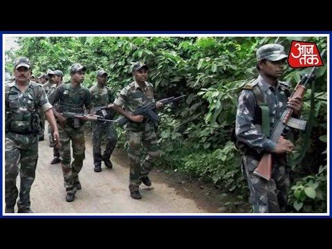 CRPF Jawans Kill 15 Naxals In Three Encounters In Chhattisgarh
