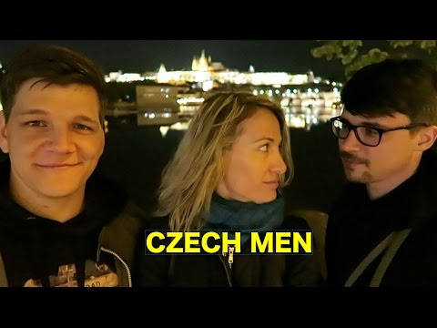 PRAGUE  |  10 things I learned about Czech men