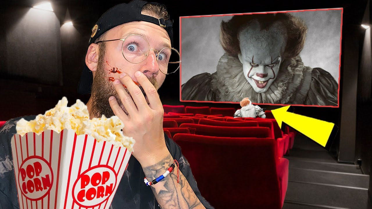 Download SCHAUE niemals PENNYWISE FILM um 3 UHR NACHTS!! | KAMBERG TV