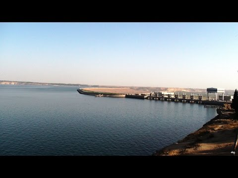 Al Tabqah, Euphrates artificial lake