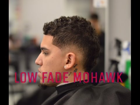 LOW FADE MOHAWK | BURST FADE | A SPECIAL THANKS TO MY CLIENT