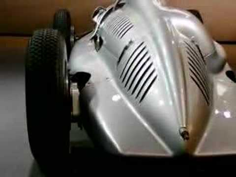 S German Race Car Hitler S Car Youtube