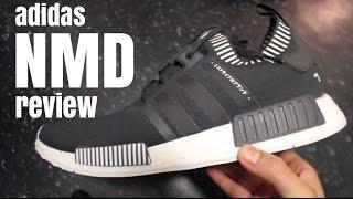 Adidas NMD PK 'Dark Grey' In-Depth 1080p Review 2016