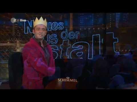Rainald Grebe @ Neues aus der Anstalt - Der Billiardär (18.10.2011)