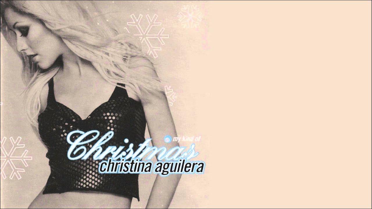 Christina Aguilera - Merry Christmas, Baby + Lyrics - YouTube