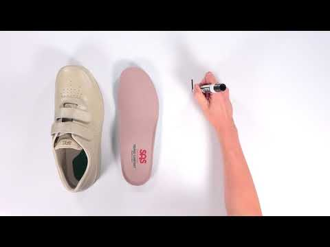 Video for VTO Walking Shoe this will open in a new window