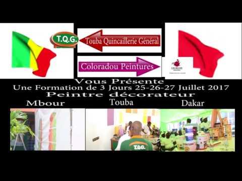 TQG: Touba quincaillerie générale Colorado Peinture Maroc Vous Présente 3 Jour e Formation
