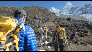 The North Face South African Ascent of Ama Dablam