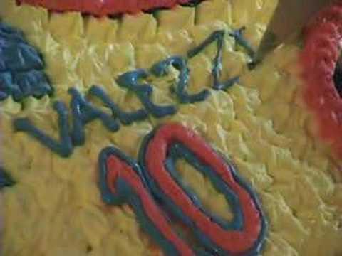 pastel de la playera del America  YouTube