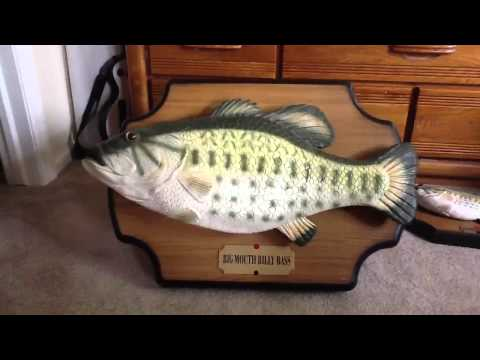 Lakewi44's Singing Fish Collection Update