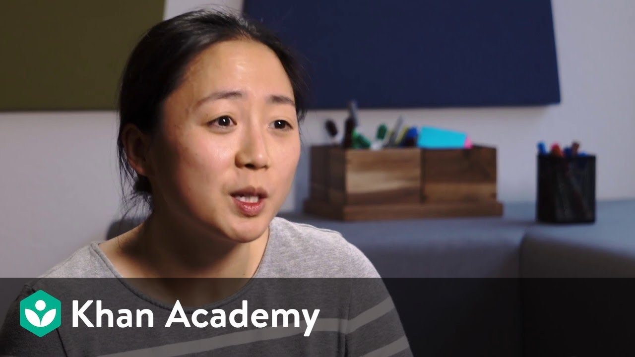LearnStorm Growth Mindset: Khan Academy's science content creator on  learning strategies