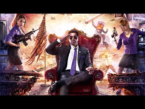 How to Download Saints Row IV,ALL DLC,Trainer for free MEDIAFIRE