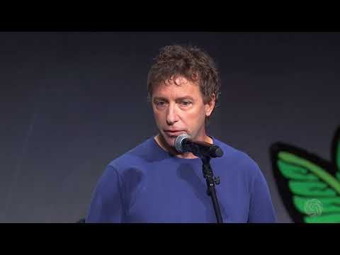 Jeremy Narby: Beyond the Anthropo-Scene | Bioneers 2017