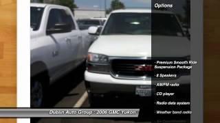 2006 GMC Yukon for sale in Dublin, CA - Dublin Chevrolet, Cadillac, Buick, GMC and Kia GR5