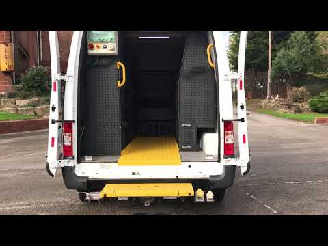 Repeat Ford Transit 2 4TDCi 100 T350m High roof [ Mobile Workshop+